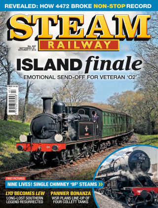Steam Railway Issue 497