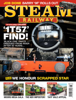 Steam Railway Issue 498