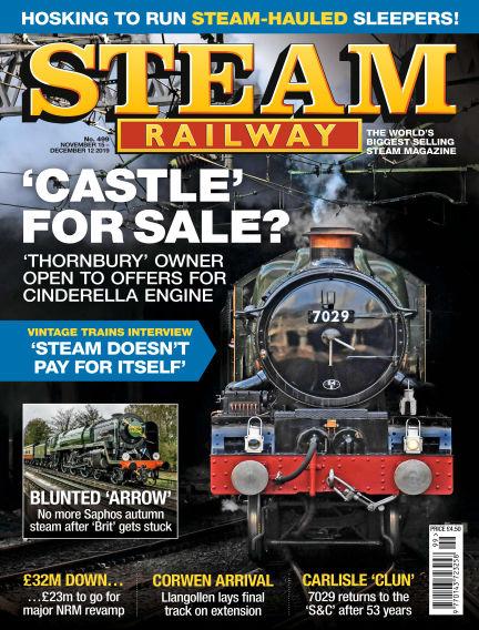 Steam Railway November 15, 2019 00:00