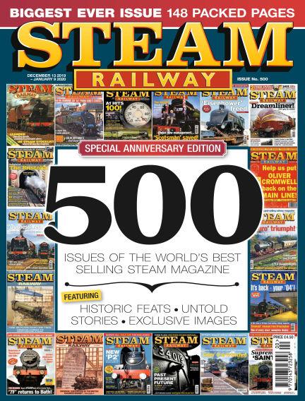Steam Railway December 13, 2019 00:00