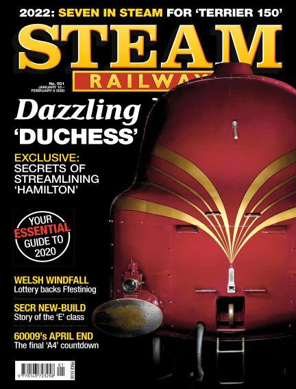 Steam Railway January 10, 2020 00:00