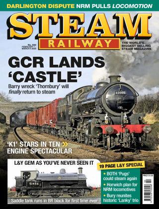 Steam Railway Issue 502