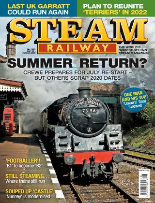 Steam Railway Issue 506
