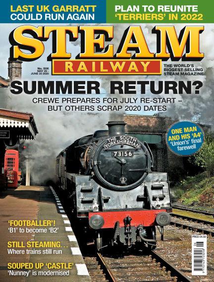 Steam Railway May 29, 2020 00:00