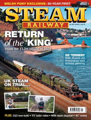 Steam Railway Issue 507