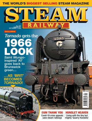 Steam Railway Issue 509