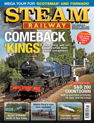 Steam Railway Issue 511