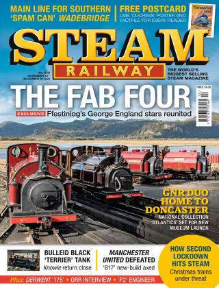 Steam Railway Issue 512