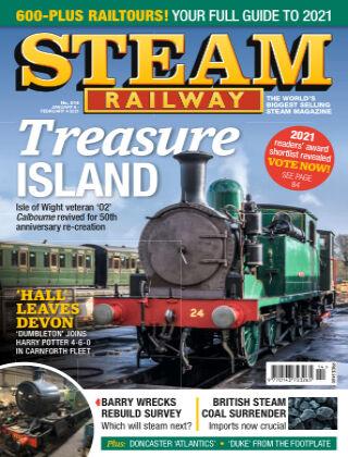 Steam Railway Issue 514