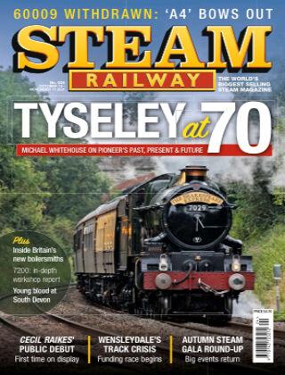 Steam Railway Issue 524