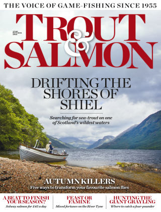 Trout & Salmon October 2014