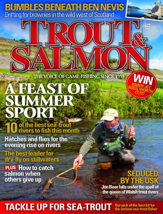 Trout & Salmon July 2014