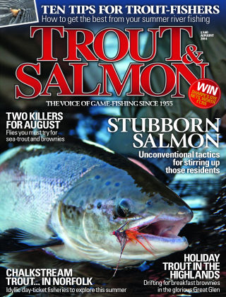 Trout & Salmon August 2014
