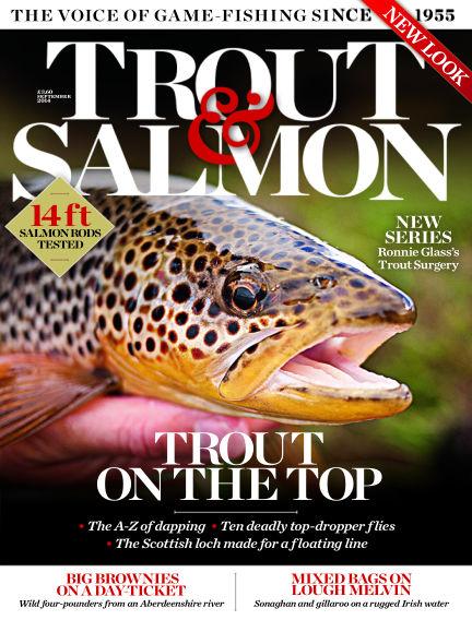 Trout & Salmon July 31, 2014 00:00