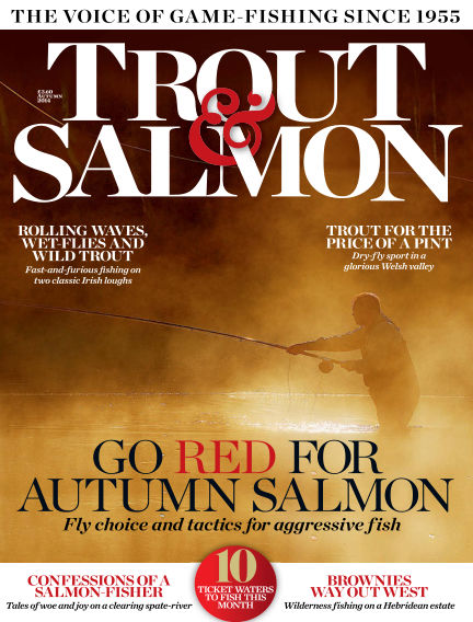 Trout & Salmon August 28, 2014 00:00