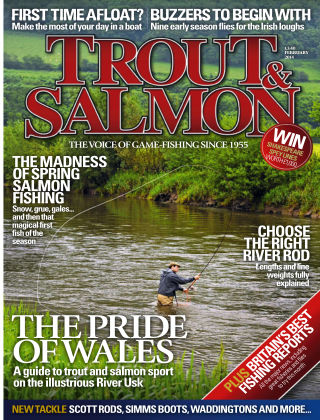 Trout & Salmon February 2014