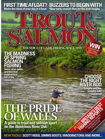 Trout & Salmon January 16, 2014 00:00