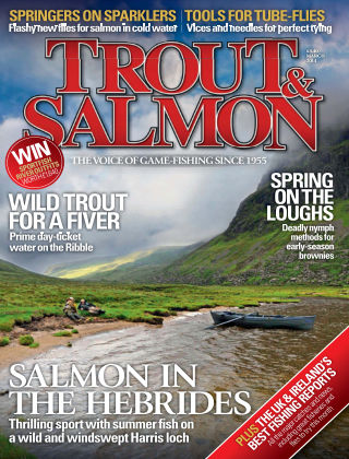 Trout & Salmon March 2014