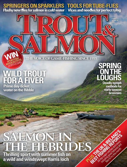 Trout & Salmon February 13, 2014 00:00