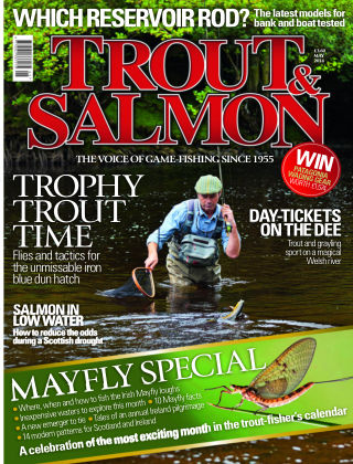 Trout & Salmon May 2014