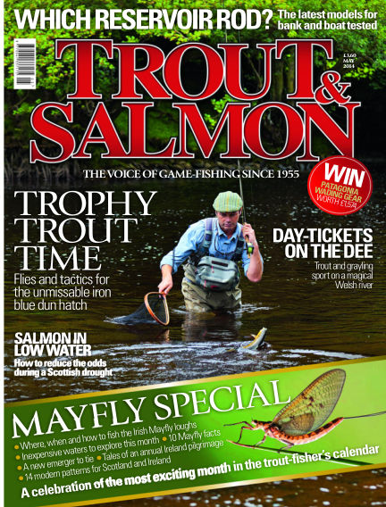 Trout & Salmon April 10, 2014 00:00