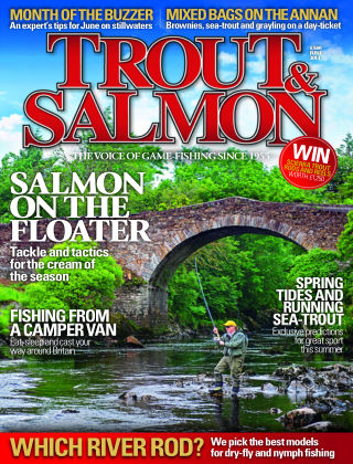 Trout & Salmon June 2014