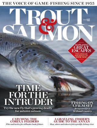 Trout & Salmon November 2014