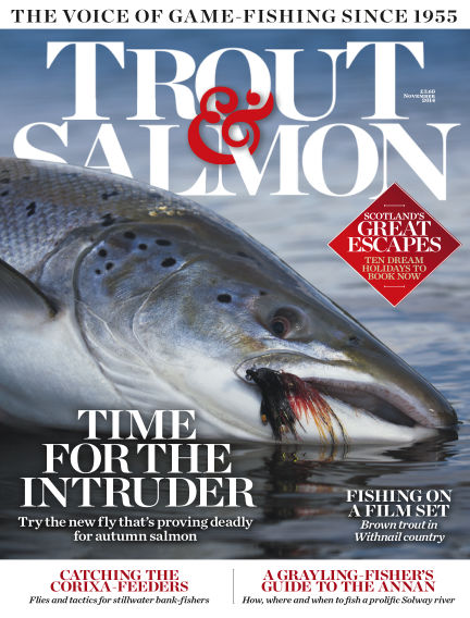 Trout & Salmon October 23, 2014 00:00