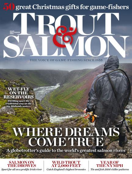 Trout & Salmon November 20, 2014 00:00