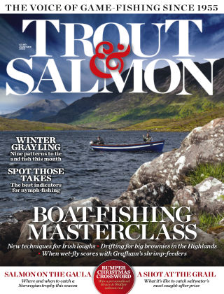 Trout & Salmon January 2015