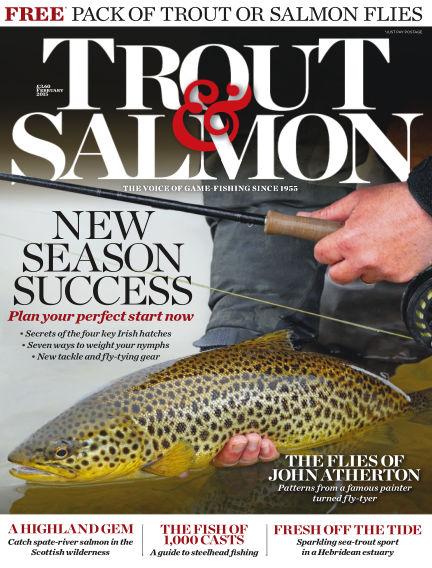 Trout & Salmon January 15, 2015 00:00