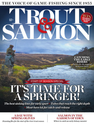 Trout & Salmon March 2015