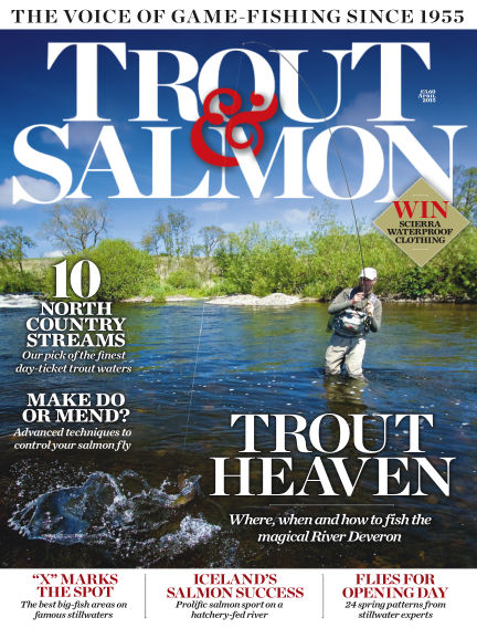 Trout & Salmon March 12, 2015 00:00