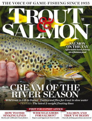 Trout & Salmon May 2015