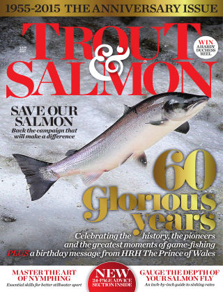 Trout & Salmon July 2015
