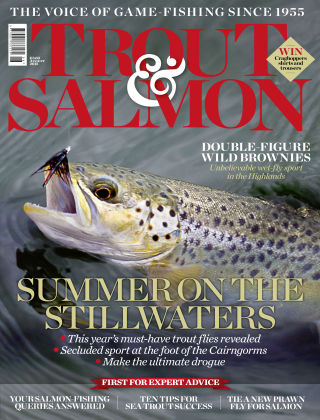 Trout & Salmon August 2015