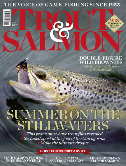 Trout & Salmon July 02, 2015 00:00