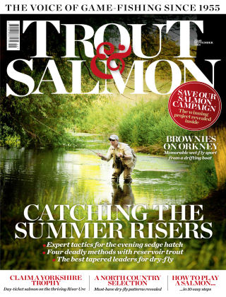 Trout & Salmon September 2015