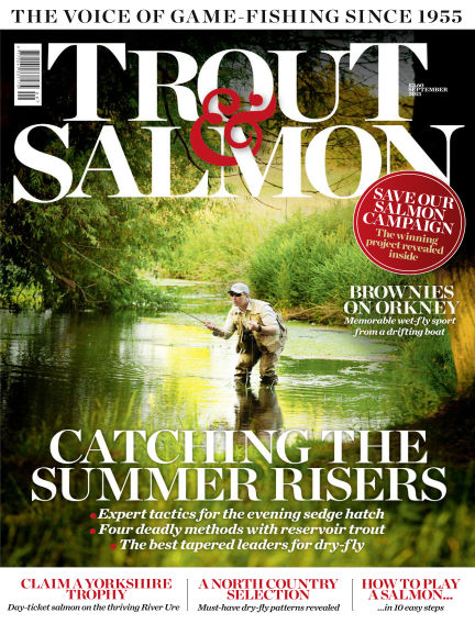 Trout & Salmon July 30, 2015 00:00