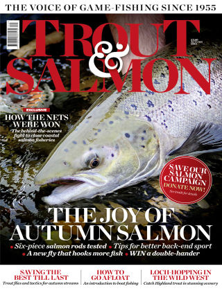 Trout & Salmon Autumn 2015