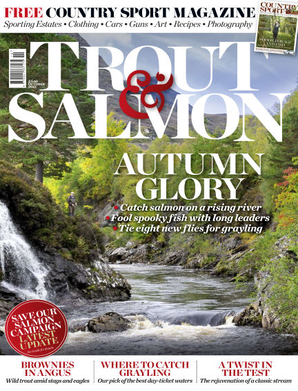 Trout & Salmon September 24, 2015 00:00