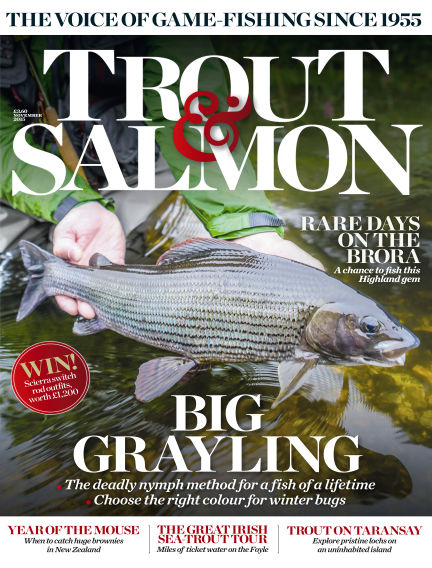 Trout & Salmon October 22, 2015 00:00