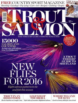 Trout & Salmon January 2016