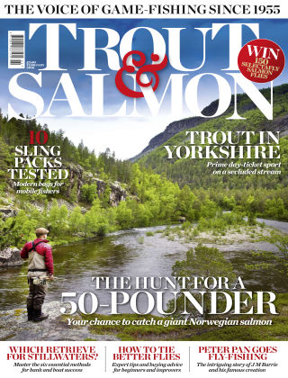 Trout & Salmon February 2016