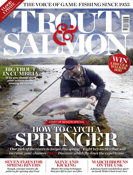 Trout & Salmon February 11, 2016 00:00