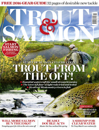 Trout & Salmon April 2016