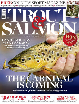 Trout & Salmon May 2016
