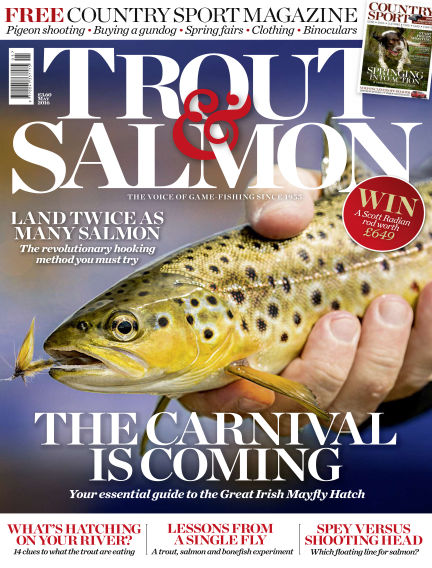 Trout & Salmon April 07, 2016 00:00