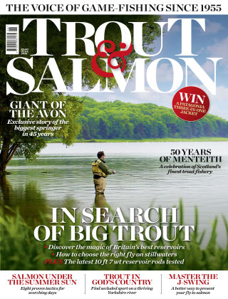 Trout & Salmon June 2016