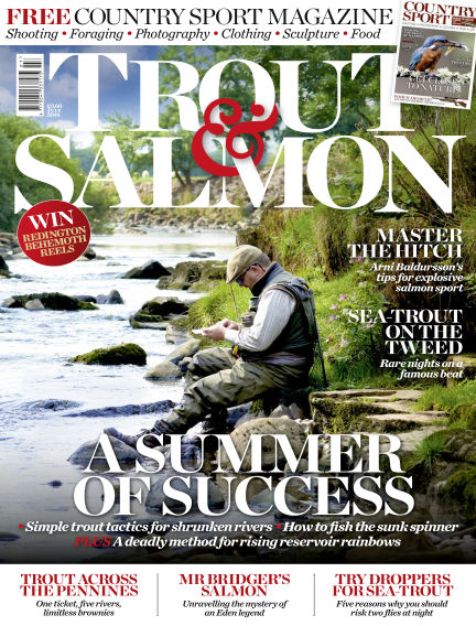 Trout & Salmon June 02, 2016 00:00